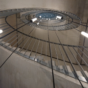 Bolti hoone trepihall 2019
