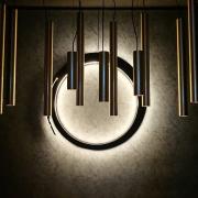 NOYA restorani logo ja valgustid 2018